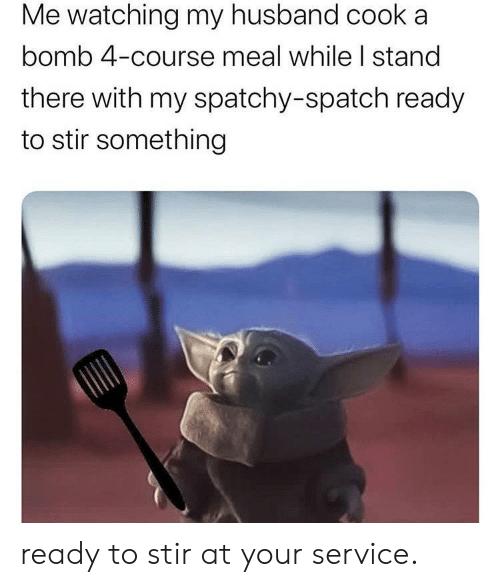 Baby Yoda Memes Boyfriend Cooking Viral Memes