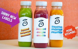 Innocent Drinks rebrand: How can something so wrong be so right?